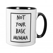 Cribstar - Becher für Mamas Not Your Basic Mumma / 280 ml