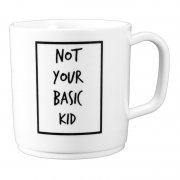 Cribstar - Kinder Becher Not Your Basic Kid / 250 ml