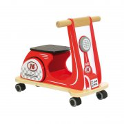 Indigo Jamm - Kinderroller, Jamm Scoot Racing Red