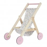 Little Dutch - Holz Puppenbuggy Spring Flowers
