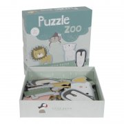 Little Dutch - Tierpuzzle Zoo