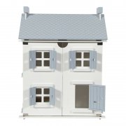 Little Dutch - Holz-Puppenhaus / Blau