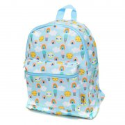 Petit Monkey - Kinderrucksack Hot Air Ballons / Blau