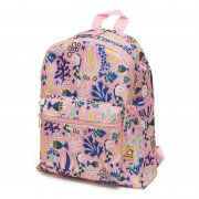 Petit Monkey - Kinderrucksack Under the Sea / Pink