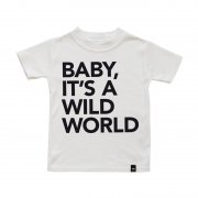 "Wild Boys and Girls - Tshirt ""WILDWORLD"" /..."