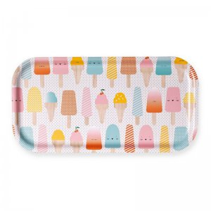 Bandjo by Atomic Soda - Tablett Ice Cream / 43x22cm