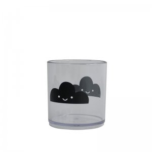 Buddy and Bear - Becher Happy Cloud, Transparent / 250 ml