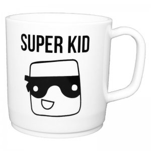 Cribstar - Kinder Becher Super Kid / 250 ml