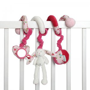 Little Dutch - Activity Spirale Hase / Pink Blossom