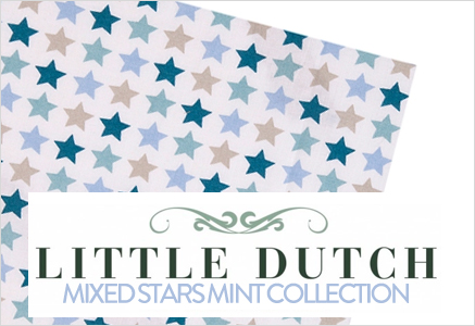 Little Dutch Mixed Stars